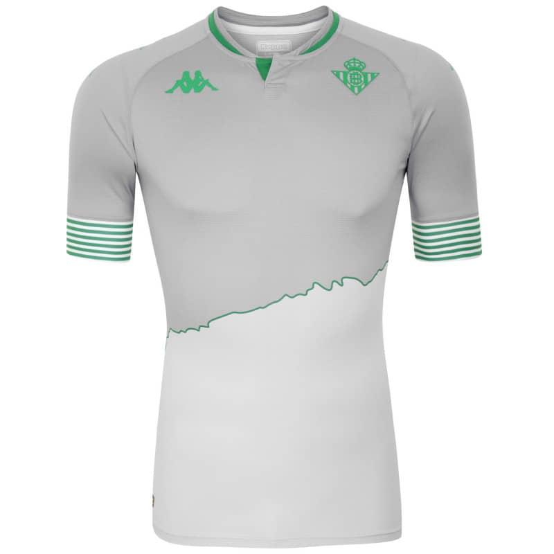 camiseta Betis 2021 alternativa