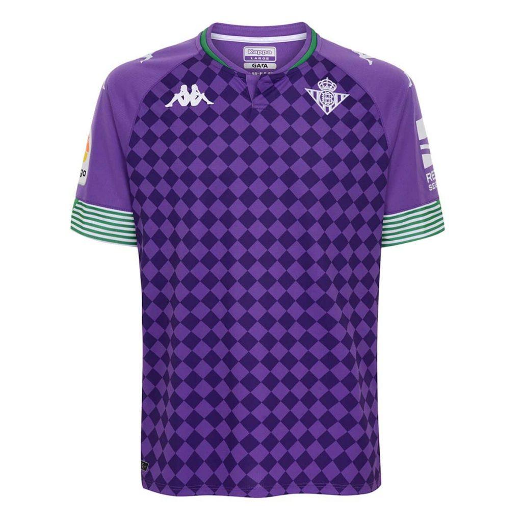 camiseta Betis 2021 visitante