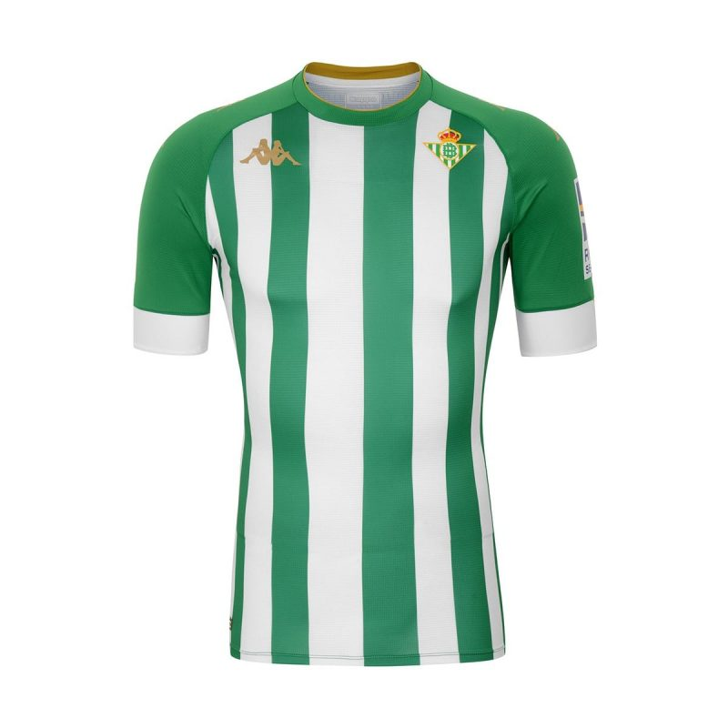 camiseta betis 2021 local kombat pro